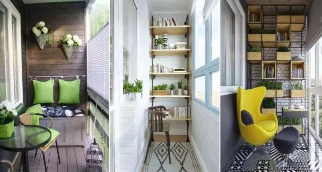 【天津塞纳春天】阳台这样装,客厅的功能都要退休了
