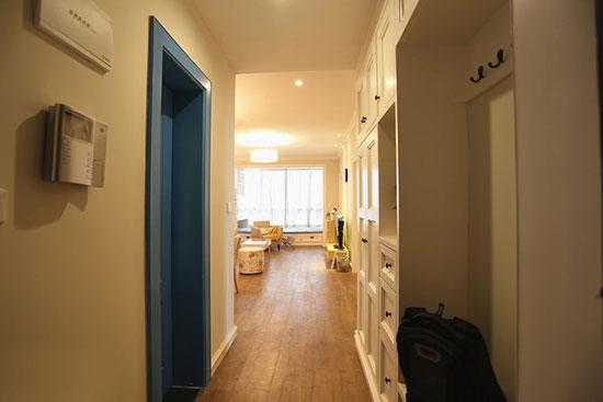 【天津装修公司】买房花光几年积蓄,只用所剩无几的余额却装出超漂亮的新家
