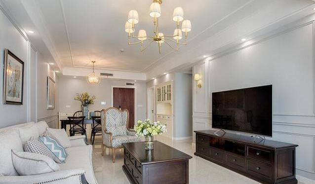 【天津塞纳春天装饰】表姐按揭买新房,装修又贷款30万,看看这效果值么?