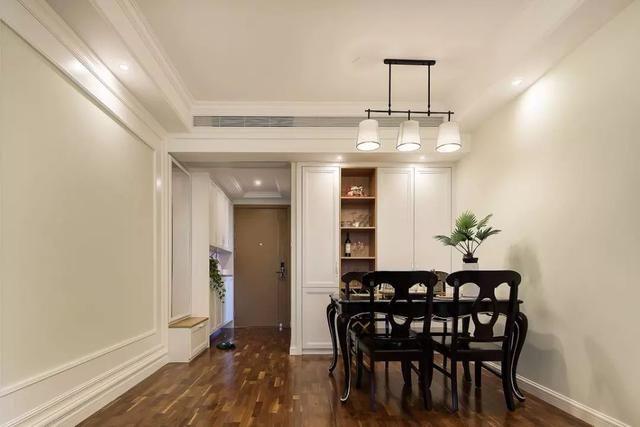 花2万改造89㎡精装房,老气装修换个地板刷个墙瞬间变得好高级!