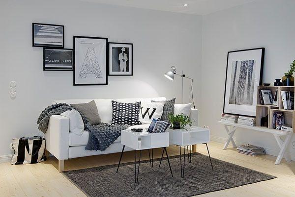 简装小户型更像出租房?晒晒4万打造的36㎡老公寓,高级又时尚!